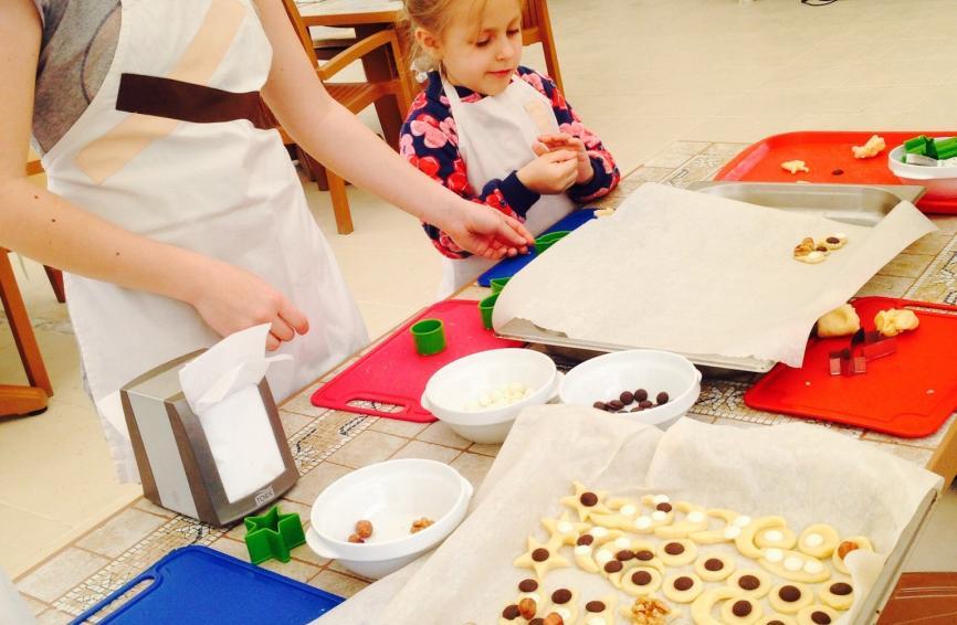 Кулинарный мастер-класс: делаем печенюшки