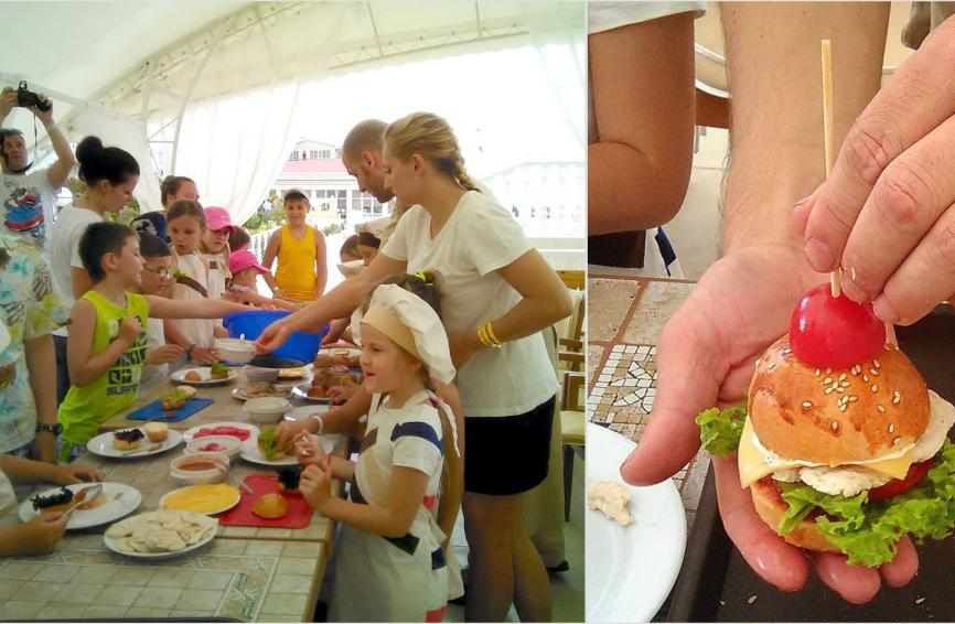 Кулинарный мастер-класс: мастерим настоящие бургеры
